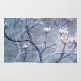Spring buds Rug