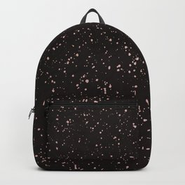 Dolcee Black Backpack