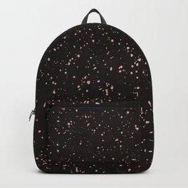Dolcee Black Backpack