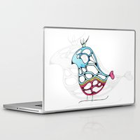 eagle Laptop & iPad Skins featuring Eagle by Gosia&Helena