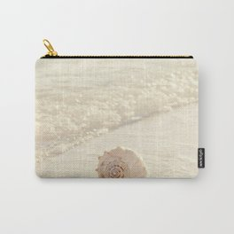 Seashell by the Seashore I Carry-All Pouch