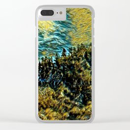 Observation Clear iPhone Case