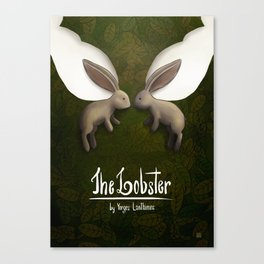 The Lobster poster Canvas Print