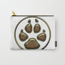 PACK comicbook paw print Carry-All Pouch