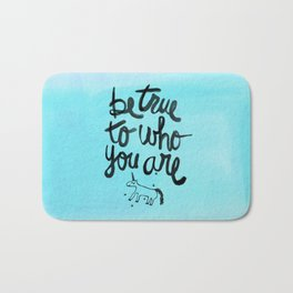 Be True Bath Mat