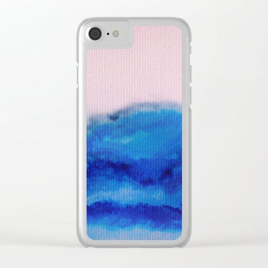 Improvisation 14 Clear iPhone Case