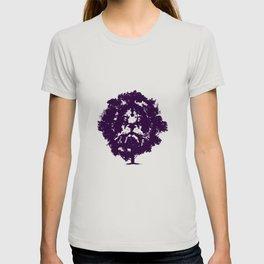 Lion Tree Savanna Zodiac Gift T-shirt