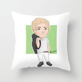 Golf Niall Throw Pillow