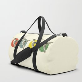 The Hummingbird Dance Duffle Bag