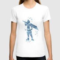 final fantasy T-shirts featuring Cloud Final Fantasy  by Carma Zoe