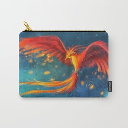 Beautiful phoenix Carry-All Pouch