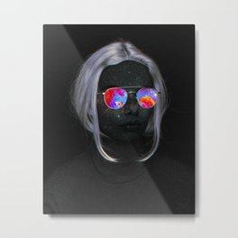 Gaxa Metal Print