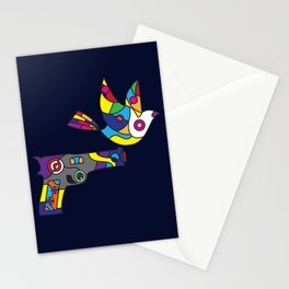 Peaceful Wars Stationery Cards