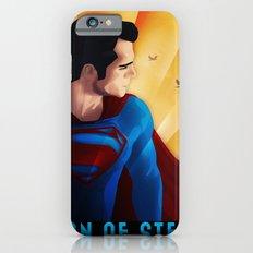 Man of Steel Slim Case iPhone 6s