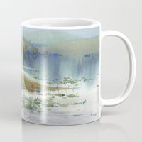 heaven Mugs featuring Heaven by Ivanushka Tzepesh