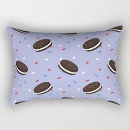 ARE THESE OREOS? Rectangular Pillow
