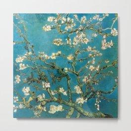 Almond Blossoms Vincent Painting Van Gogh Metal Print