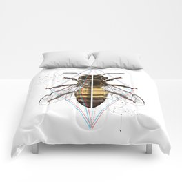 BeeSteam Comforters