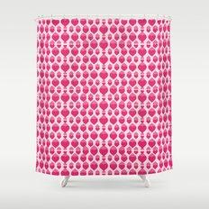 C13D HEARTSTRINGS Shower Curtain