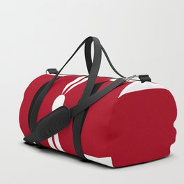Kenya flag emblem Duffle Bag