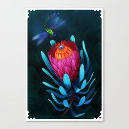 Botanica I Canvas Print