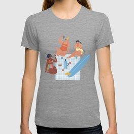 Surf sistas T-shirt