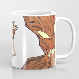 Creepy Tree Coffee Mug