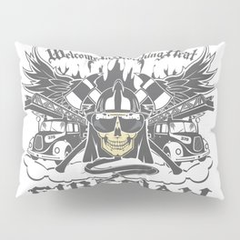 Welcome to Scorching Heat Pillow Sham