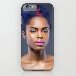 Shades of Trezelle iPhone Case