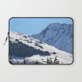 Back-Country Skiing  - I Laptop Sleeve
