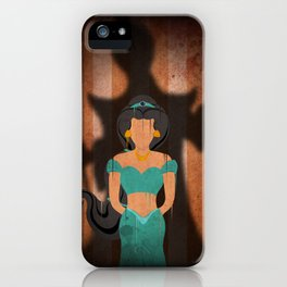 Shadow Collection, Series 1 - Lamp iPhone Case