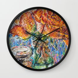 Sugar Chutney Wall Clock