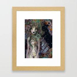 Coralia Framed Art Print
