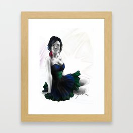 Out of Colour Framed Art Print