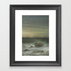 Bodrum Bodrum Framed Art Print