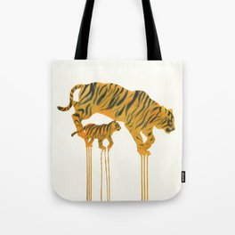 Tigers Tote Bag