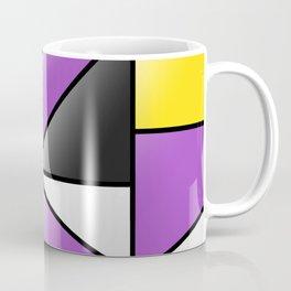 NB (pattern) Coffee Mug