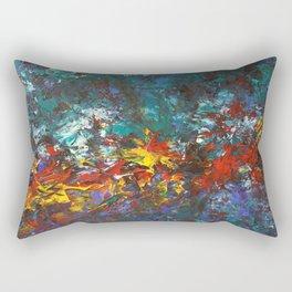 Some Through the Fire Rectangular Pillow