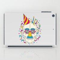 happy birthday iPad Cases featuring Happy Birthday by John Tibbott
