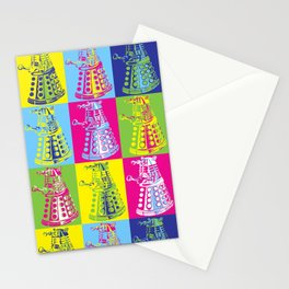 Pop D-art-lek Stationery Cards