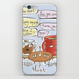 Depresso & HonesTEA iPhone Skin