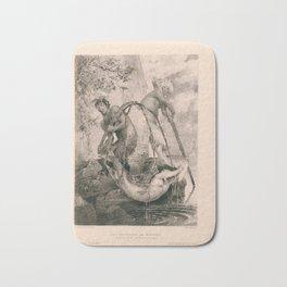 Les Pecheurs De Sirenes Bath Mat