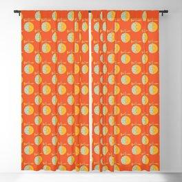 Fruit: Cantaloupe Blackout Curtain