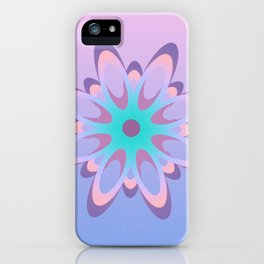 Beautiful Flower Pinky iPhone Case