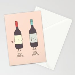 Moods... Stationery Cards