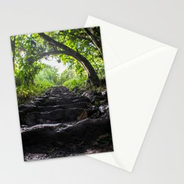 Stairway to Life Stationery Cards