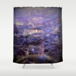 Violbu Shower Curtain