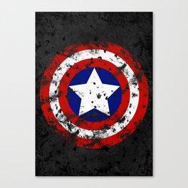 Captain's Shield Canvas Print