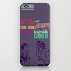 ecce bombo Slim Case iPhone 6s