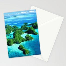 Palau Island Paradise Stationery Cards